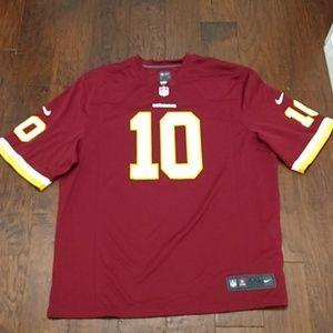 Redskins NFL jersey Griffin III